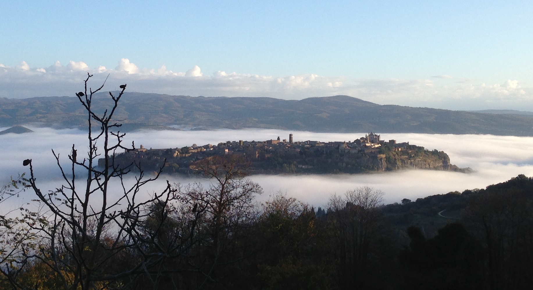 002 ORVIETO CLOUDS