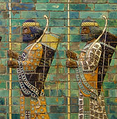 Berlin_-_Pergamon_Museum_-_Persian_warri