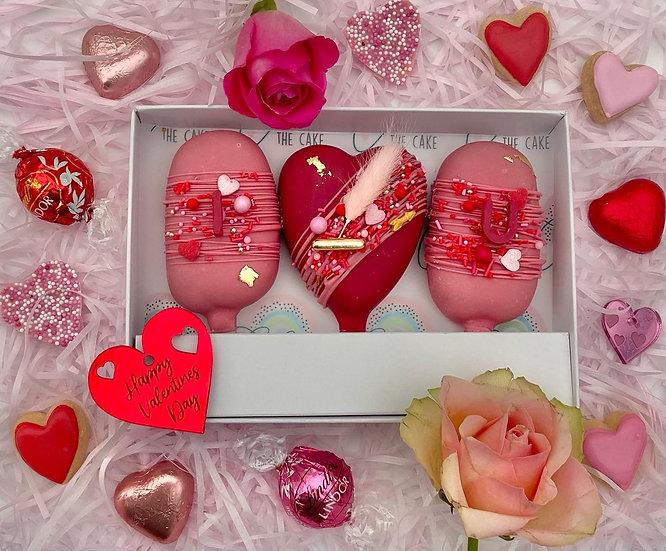 Valentines Cakecicles