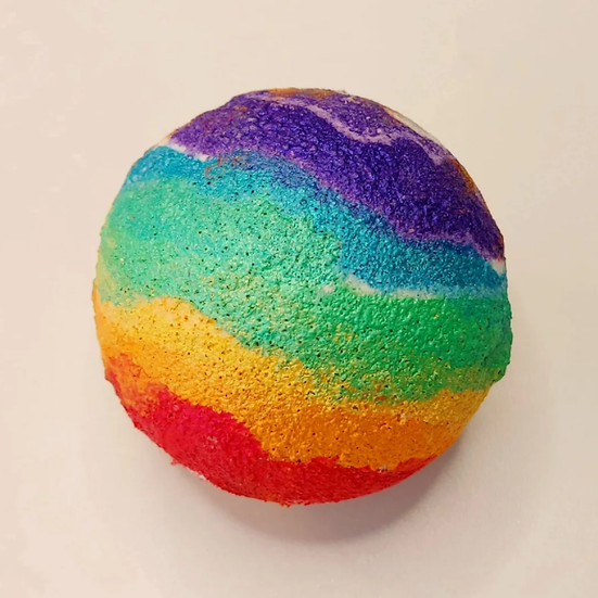 Rainbow Bathbomb