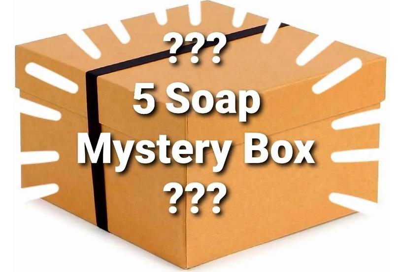 Mystery 5x Soap Box