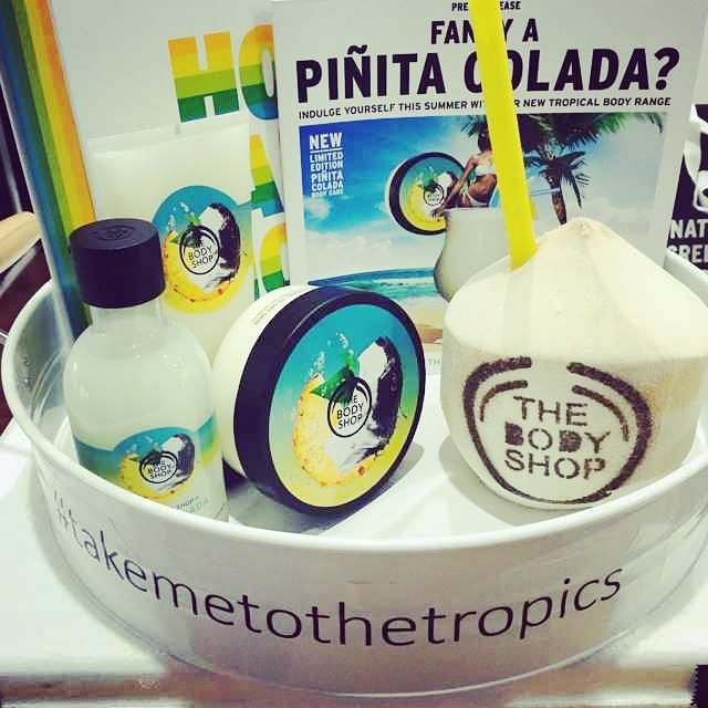 The Body Shop Activation