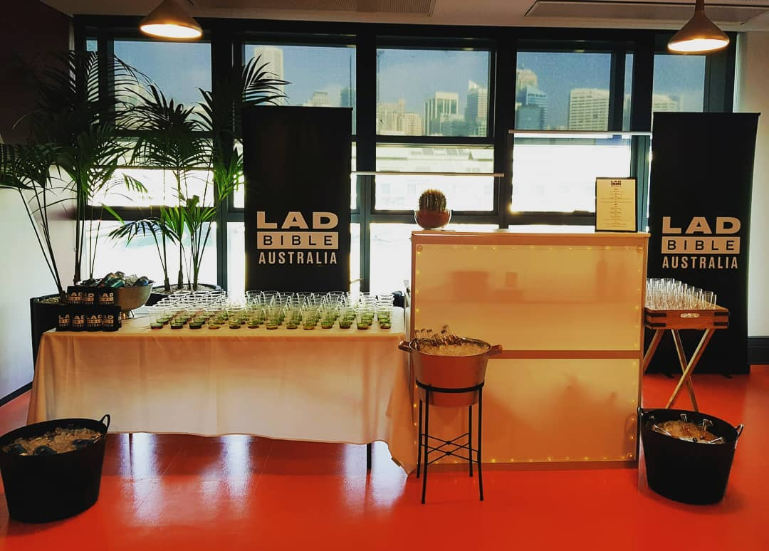 LadBible Cyber Event