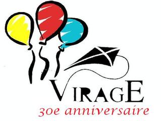 30e anniversaire de Virage Santé mentale