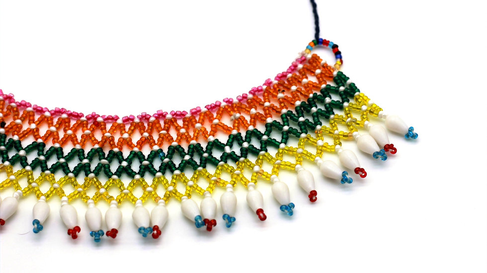 Urmila Bead Necklace