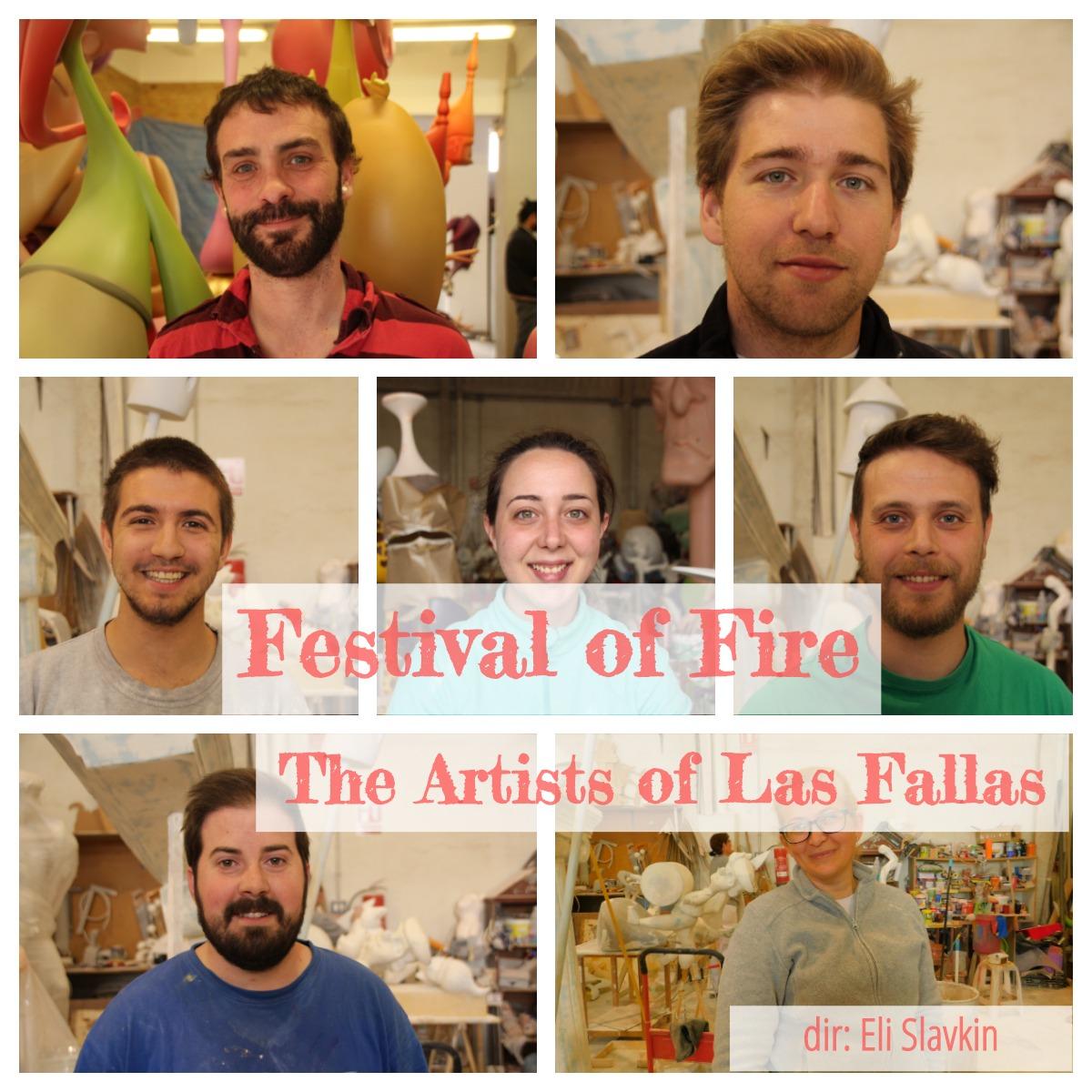 Festival of Fire: The Artists of Las Fallas