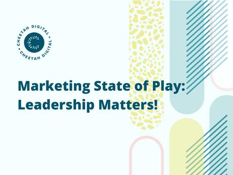 Leadership Matters in Digital & MarTech