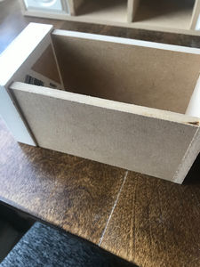 Spice Rack With storage