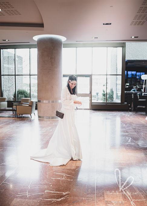 Future mariée, photo de mariage