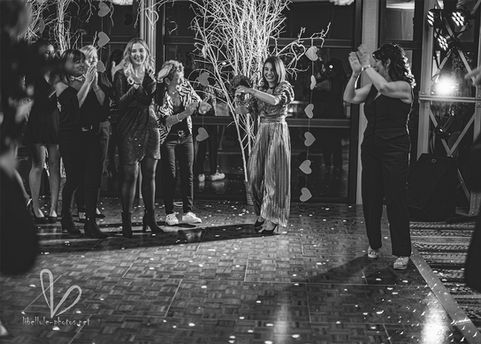 Rituel du bouquet de mariée