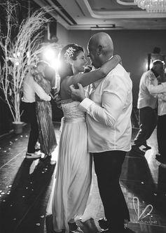 Danse de mariés.