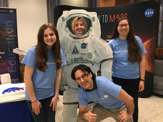FSTS Participates in UNO Discover Engineering and DREAM BIG Event