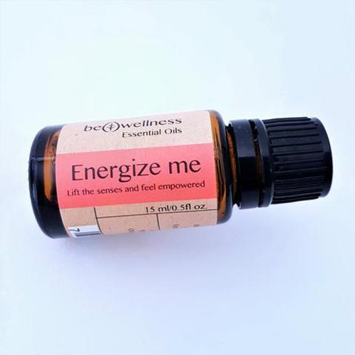 Energize Me - Pure Essential Oil Blend