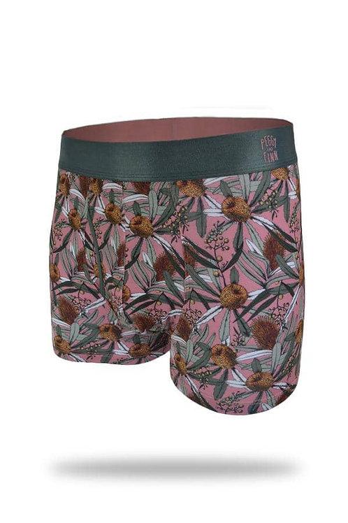 Bamboo Underwear - Banksia Pink