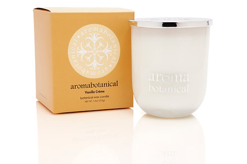 Aromabotanical - Vanilla Creme 375g Candle
