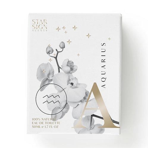 Aquarias - 100% Natural Perfume