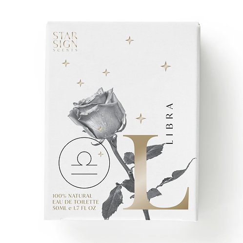 Libra - 100% Natural Perfume