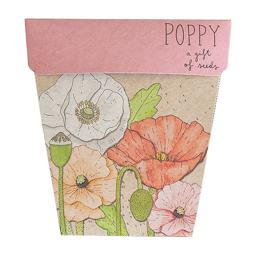 Seed Gifts - Poppy