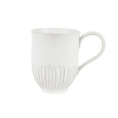 White Crafted Mug - 2 Pack