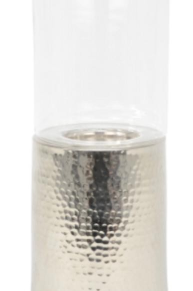 Ronson Glass & Aluminium Hurricane - Large