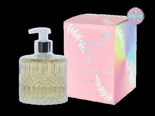 Hand wash - Aura Quartz (Rose, Sweet Citrus & Orange Blossom