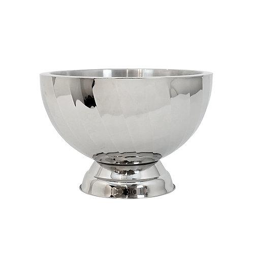 Moore Diagonal Swirl Punch Bowl