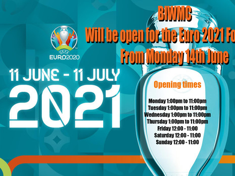 Reopening every day for the Football