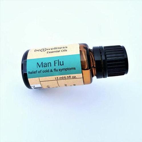 Man Flu Pure Essential Oil Blend