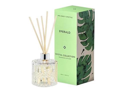 Diffuser Emerald - Oakmoss, Sandalwood & Vanilla