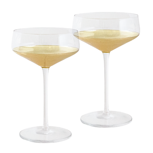 Coupe Glasses (set of 2)