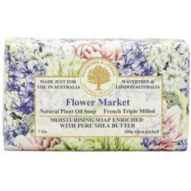 Flower Market 200g Soap