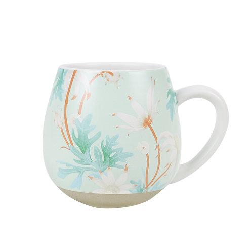 Hug Me Mug - Flannel Flower w/ Louise Jones