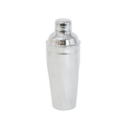 Moore S/S Diagonal Swirl Cocktail Shaker