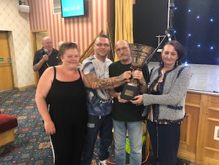 Darts And Doms Presentation Winners
