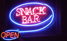 Snack Bar Reopens This Friday
