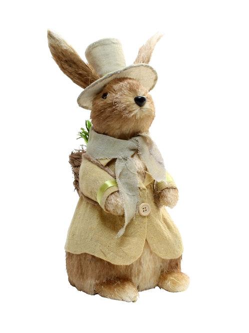 Bunny Dress in Hessian Medium