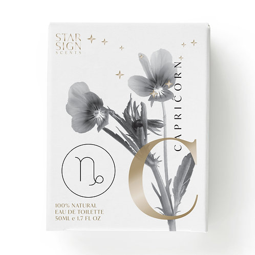 Capricorn - 100% Natural Perfume