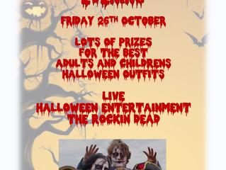 Halloween Party Evening