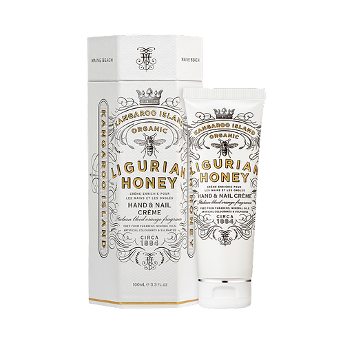 K.I. Ligurian Honey Hand & Nail Crème 100ml