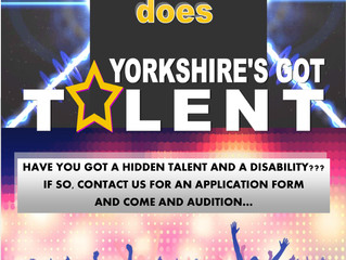 Aspire does Yorkshire's Got Talent