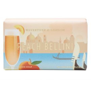 Peach Bellini 200g Soap