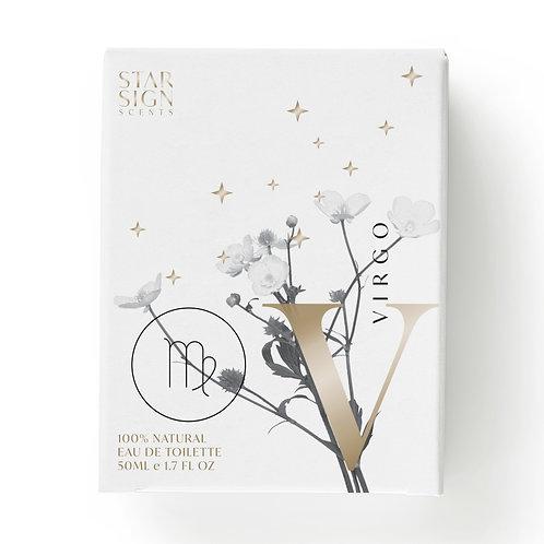 Virgo - 100% Natural Perfume