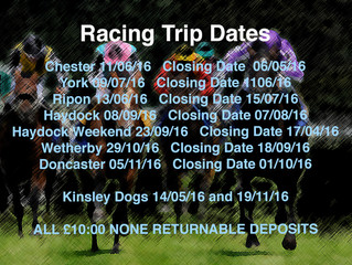 Fancy A Trip To The Races?