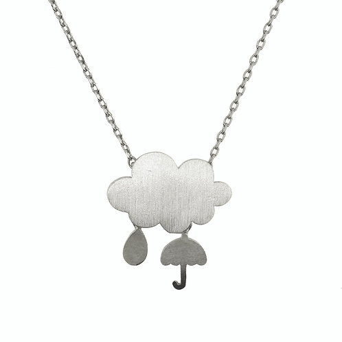 Silver Four Seasons Necklace