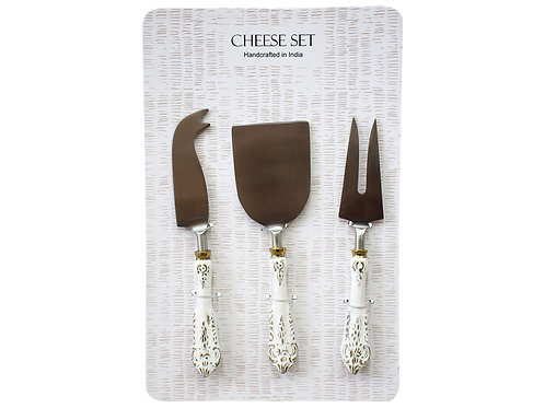 Cheeseknife Mix Vintage - Set of 3