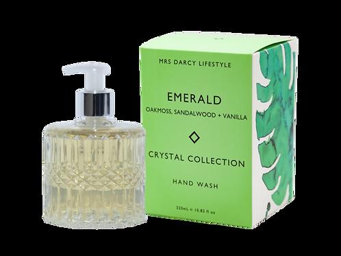 Hand Wash - Emerald (Oakmoss, Sandalwood & Vanilla)