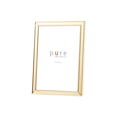 Harlow Metal Gold Edged Frame