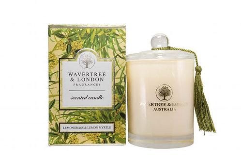 Lemongrass & Lemon Myrtle Candle