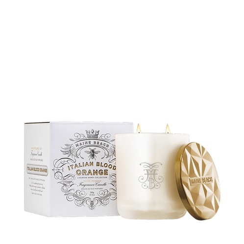 K.I. Collection - Italian Blood Orange Fragrance Candle 380g