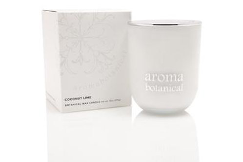 Coconut Lime 375g Candle